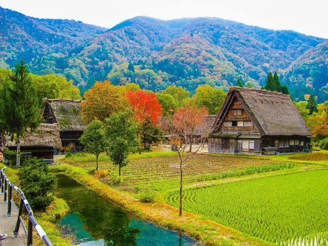 田舎暮らしイメージ画像