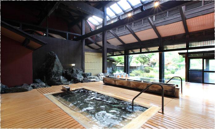 猿ヶ京ホテル大浴場