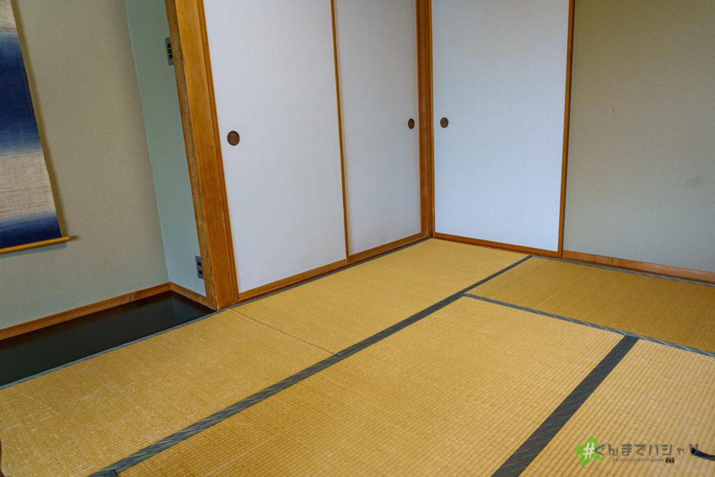 猿ヶ京ホテルの部屋