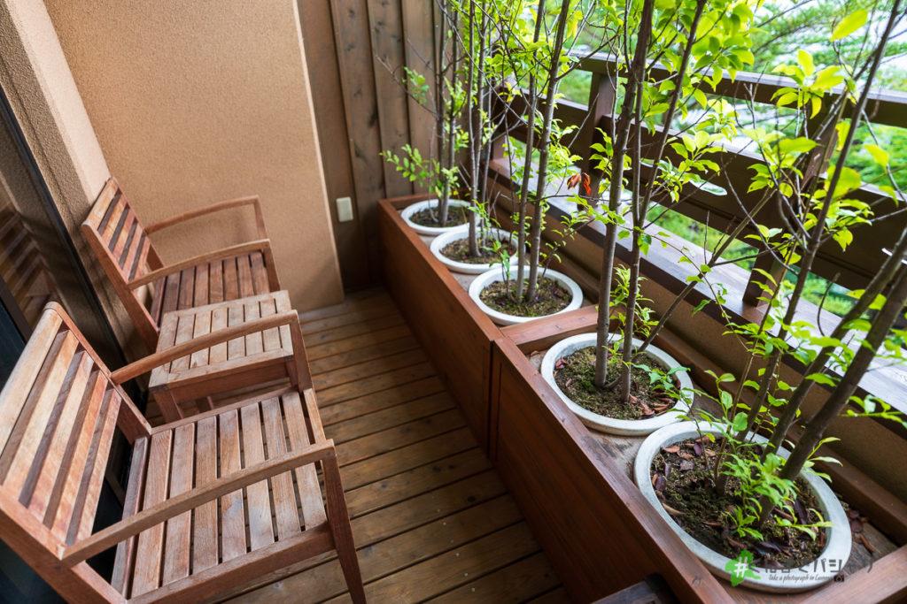 季の庭部屋
